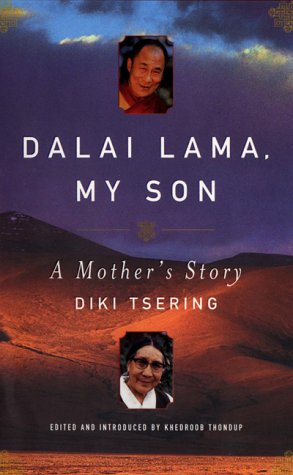 9780670889051: Dalai Lama, My Son: A Mother's Autobiography