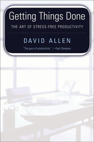 9780670889068: Getting Things Done: the Art of Stress-Free Productivity