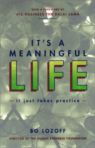 9780670889105: It's a Meaningful Life: It Just Takes Practice