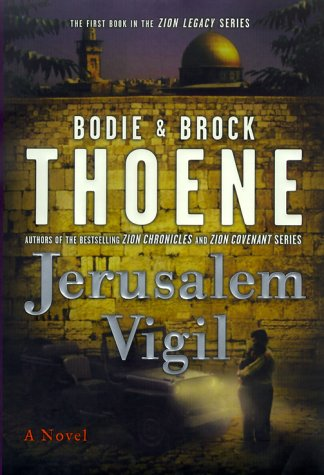 9780670889112: Jerusalem Vigil (The Zion Legacy Series)