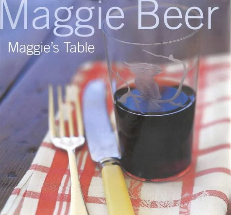 Maggie's Table (9780670889792) by Maggie Beer