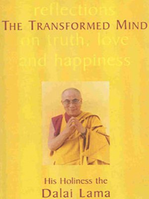 9780670891054: Transformed Mind- Reflections on Truth, Love and Happiness