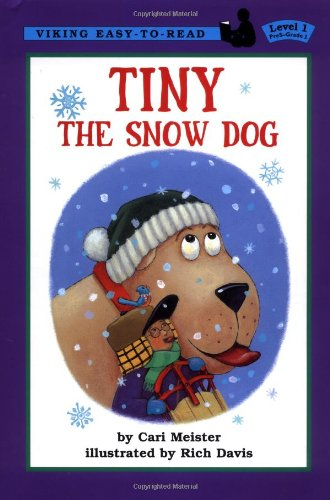 9780670891177: Tiny the Snow Dog (A Viking easy-to-read)