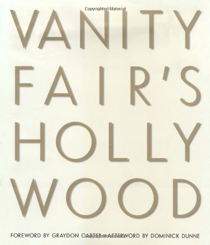9780670891412: VANITY FAIR'S HOLLYWOOD (Carter & Friend)