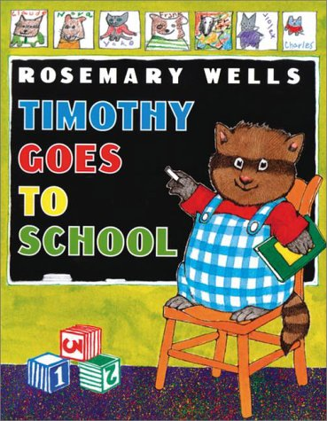 9780670891825: Timothy Goes to School