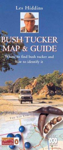 9780670892013: The Bush Tucker Map & Guide
