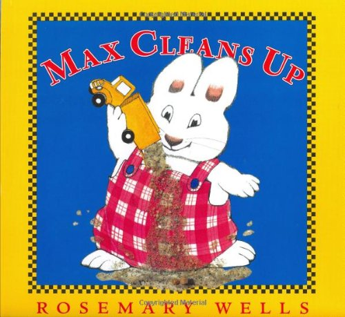 9780670892181: Max Cleans Up (Max and Ruby)