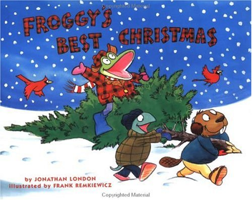 9780670892204: Froggy's Best Christmas