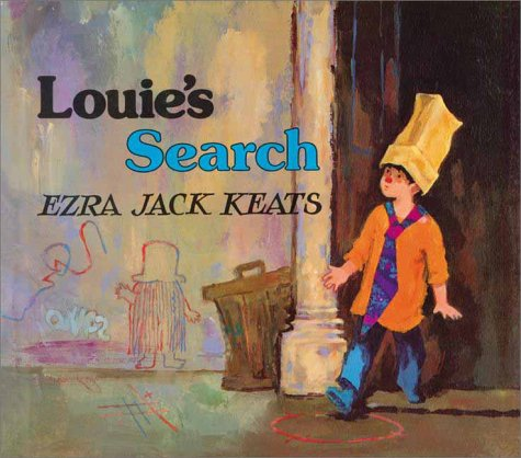 9780670892242: Louie's Search
