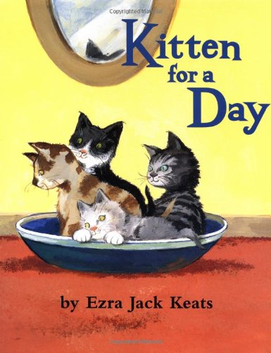 9780670892273: Kitten for a Day (Picture Puffins)