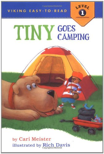 9780670892501: Tiny Goes Camping (Puffin Easy-To-Read: Level 1 (Hardcover))
