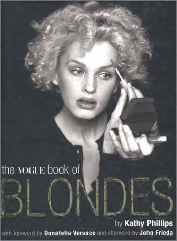 9780670892594: The Vogue Book of Blondes