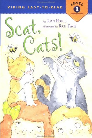 9780670892792: Scat, Cats! (Easy-to-Read,Viking)