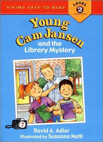 9780670892815: Young CAM Jansen and the Library Mystery (Viking Easy-To-Read - Level 2 (Hardback))