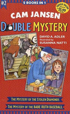 9780670893669: CAM Jansen Double Mystery #2 (Cam Jansen Double Mysteries)