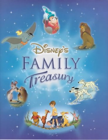 9780670894024: Disney's Family Treasury