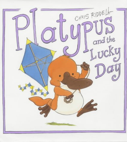 9780670894215: Platypus and the Lucky Day (Viking Kestrel picture books)
