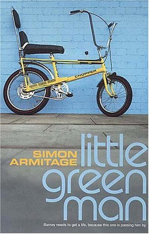 Little Green Man-SIGNED FIRST PRINTING: Armitage, Simon