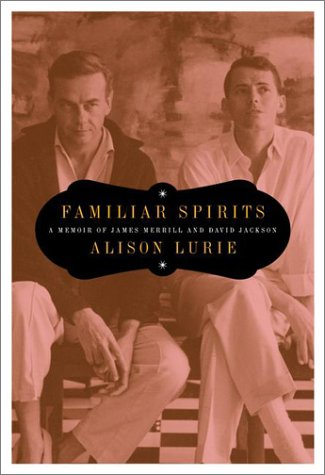 9780670894598: Familiar Spirits: A Memoir of James Merrill and David Jackson
