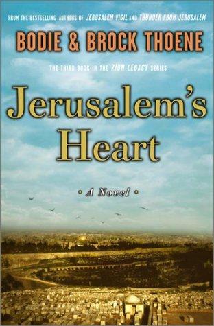 9780670894871: Jerusalem's Heart (Zion Legacy, Bk 3)