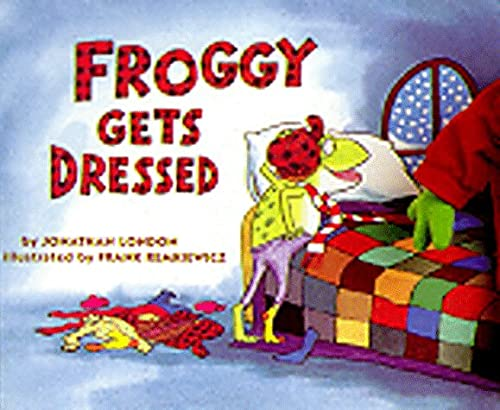 9780670896004: Froggy Gets Dressed (Book and Frog)
