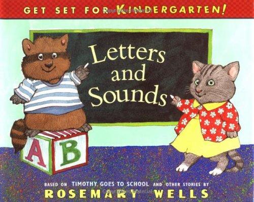 9780670896516: Letters and Sounds (Get Set for Kindergarten!)