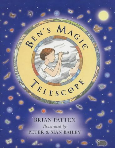 9780670896639: Ben's Magic Telescope (Viking Kestrel picture books)