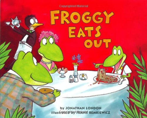 9780670896868: Froggy Eats out