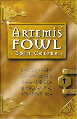 Artemis Fowl (with Bookmark + Competition entry + Badge) UK 1/1