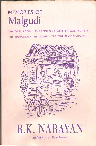 9780670899913: Memories of Malgudi: The Dark Room;the English Teacher;Waiting For the Mahatma;the Guide;the World of Nagaraj