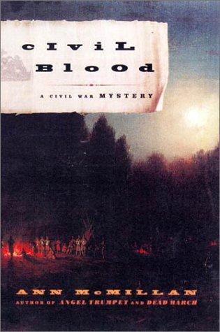 9780670899975: Civil Blood: A Civil War Mystery (Civil War Mysteries)
