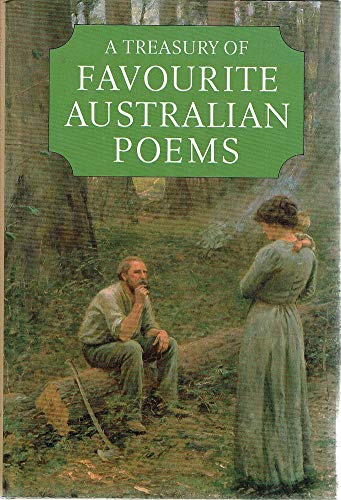 9780670900312: A Treasury of Favourite Australian Poems
