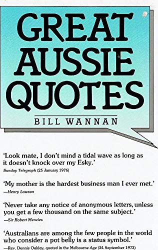 Great Aussie Quotes