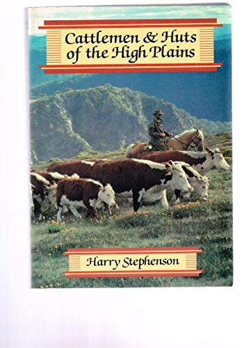 9780670900732: Cattlemen and Huts of the High Plains