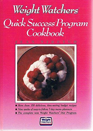 9780670902491: Weight Watchers Quick Success Program Cookbook