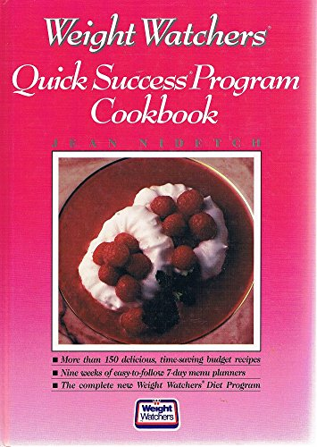 9780670902491 Weight Watchers Quick Success Program Cookbook