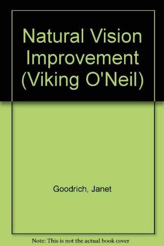 9780670903627: Natural Vision Improvement