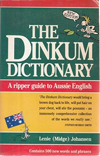 The Dinkum Dictionary: Lenie Midge Johansen;