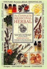 9780670906369: The Herb Society's Complete Medicinal Herbal