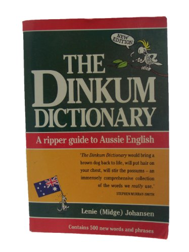 The Dinkum Dictionary. A Ripper Guide to: Johansen, Lenie (Midge)