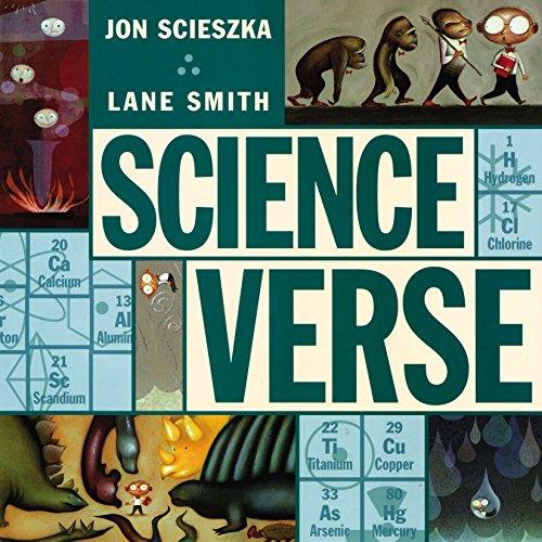 Science Verse (Golden Duck Awards. Picture Book: Scieszka, Jon