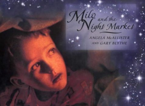 9780670910663: Milo and the Night Market (Viking Kestrel Picture Books)