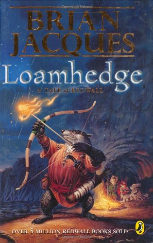 Loamhedge SIGNED COPY: Jacques, Brian.