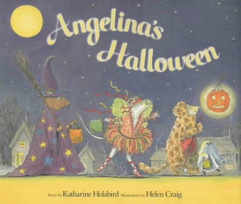 9780670911622: Angelina's Halloween (Viking Kestrel picture books)