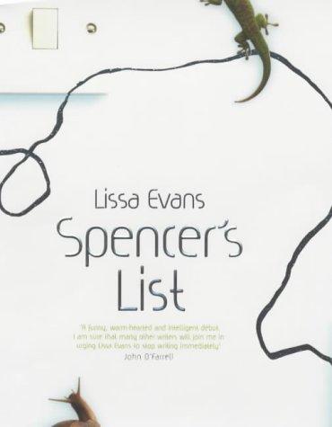 9780670912025: Spencer's List (Viking fiction)
