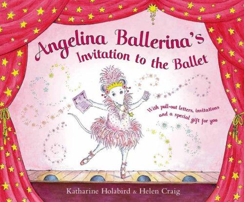 9780670913329: Invitation to the Ballet (Angelina Ballerina)