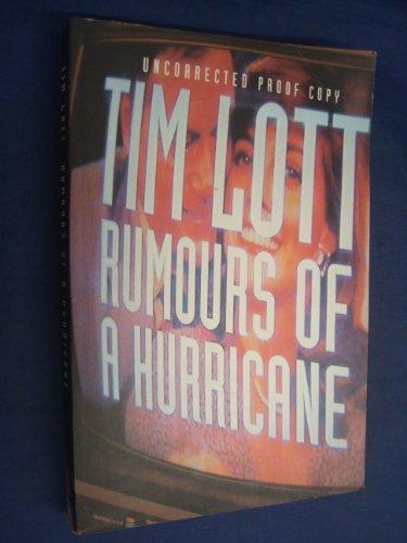 9780670913381: Rumours of a Hurricane