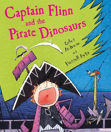 9780670913558: Captain Flinn and the Pirate Dinosaurs (Viking Kestrel picture books)