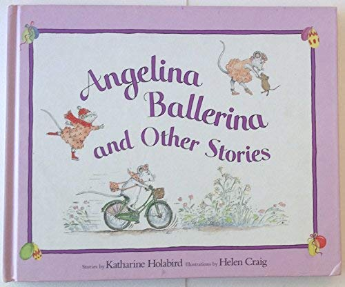9780670913626: ANGELINA BALLERINA and Other Stories