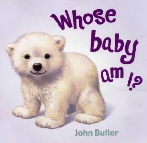9780670914111: Whose Baby am I? (Viking Kestrel picture books)